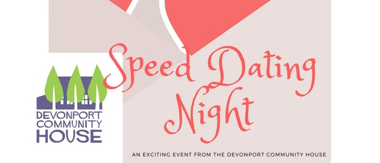 Speed Dating Night: CANCELLED