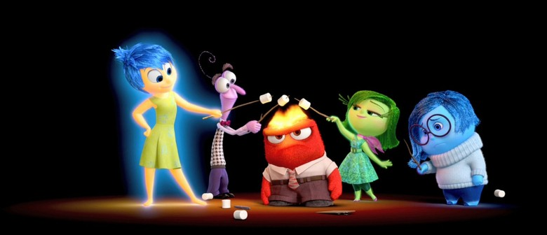 Swim-In Movie: Inside Out