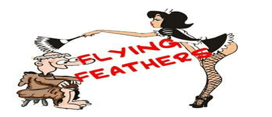 Flying Feathers: SOLD OUT