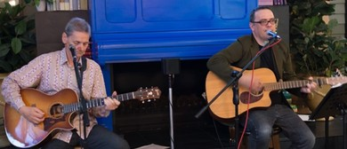 Healey and Rich Acoustic Duo