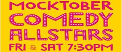 Mocktober Comedy Allstars