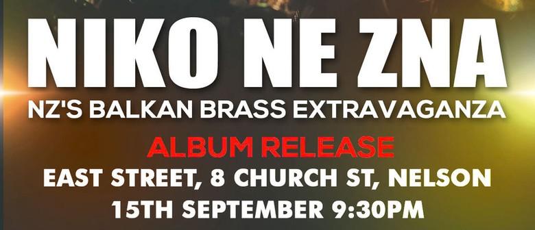 Niko Ne Zna - Nelson Album Release