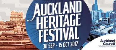 Auckland Heritage Fest - UoA Campus Stories