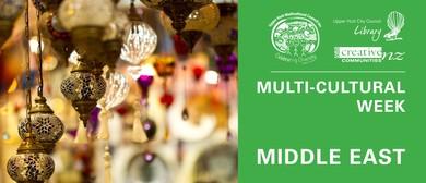 Multicultural Week - Arabic Folk Tales for Kids