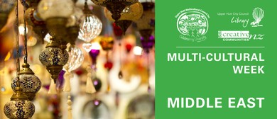 Multicultural Week - The Real Middle East