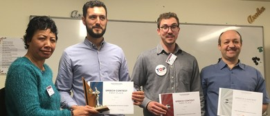 Develop Confidence At Toastmasters - Open Invitation