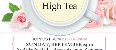 High Tea - Auckland Girls' Choir