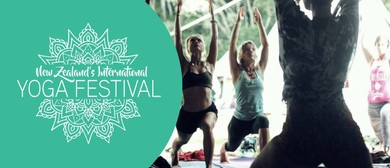 New Zealand's International Yoga Festival 2018