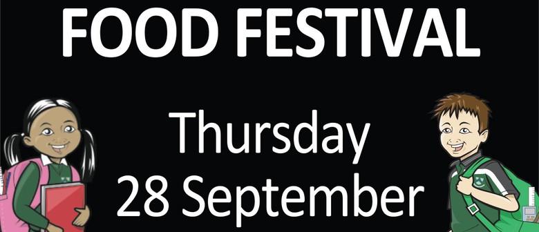 St Joseph's International Food Festival