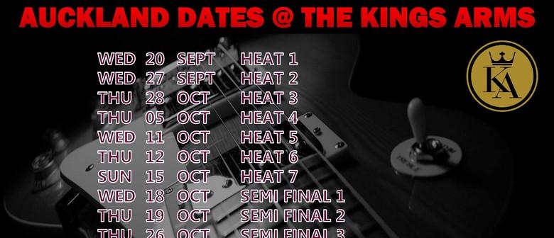 Battle of The Bands 2017: National Championship - AKL Heat 6
