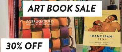Art Book Sale