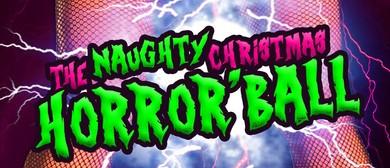 The Naughty Christmas Horror Ball
