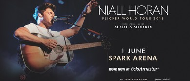 Niall Horan Flicker World Tour