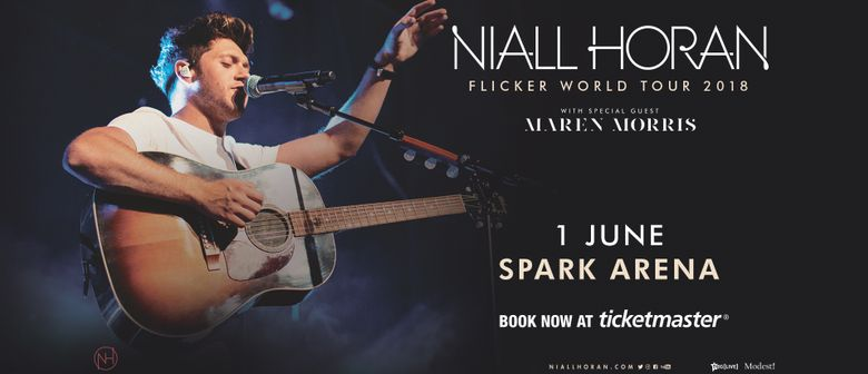 Niall Horan Flicker World Tour