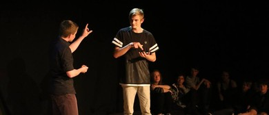 No Adults Allowed: <em>Improv</em> Workshop for Teens