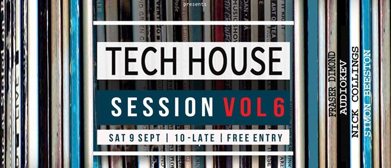 Tech House Sessions Vol 6