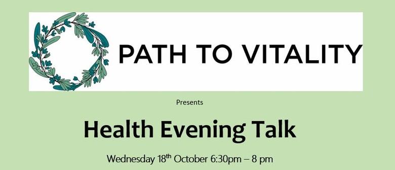 Health Evening Talk