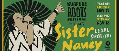 Sister Nancy - Ruapuke Roots Festival Warm Up