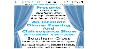 An Intimate Dinner Evening and Clairvoyance Show