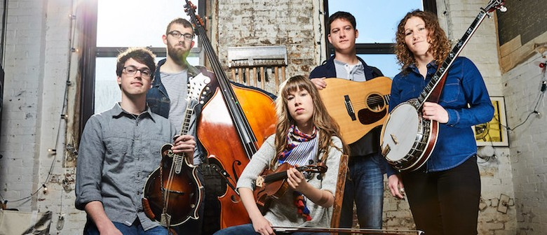 Mile Twelve Bluegrass Band (USA) with Albi & The Wolves