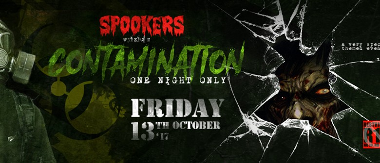 Friday The 13th Contamination Theme Night