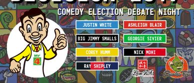 Comedy Election Debate Night