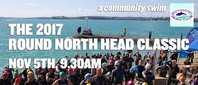 2017 Round North Head Classic Swim