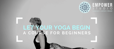 Introduction to Yoga with Kim Munro