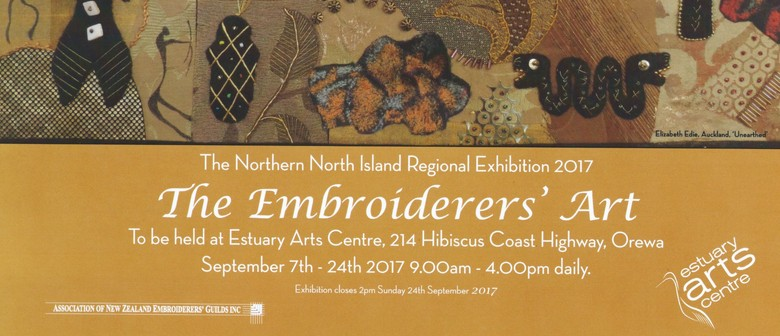 The Embroiderers' Art
