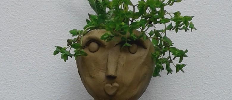 Flowerpot Garden Figures
