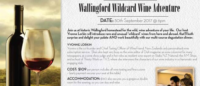Wallingford Wildcard Wine Adventure
