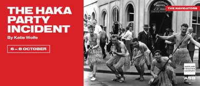 The Haka Party Incident