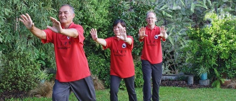 Lunchtime Tai Chi