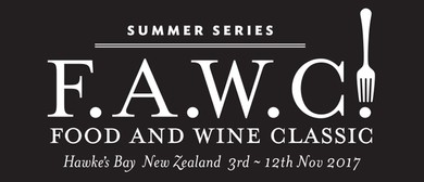 F.A.W.C! Masterclass with Ray McVinnie & Nici Wickes