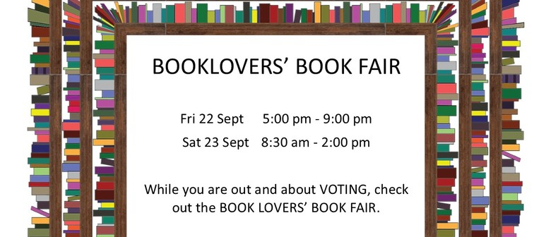 Booklover's Book Fair