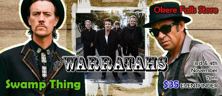 Swamp Thing & The Warratahs Double Happy Cracker Show