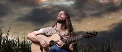 Guy Buttery Debut NZ Tour for South African Guitar Legend