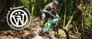 Giant 2W Gravity Enduro - Race 2