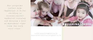 Ballerinaschool Summer Showcase
