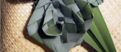 Maaori Arts and Crafts: Puti Puti/Flax Flowers