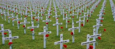 Disestablishment of Passchendaele Field of Remembrance