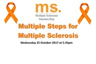 Multiple Steps for Multiple Sclerosis