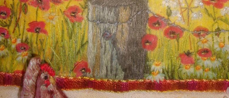Waikato Embroiderers Guild Exhibition