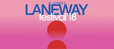St Jerome's Laneway Festival