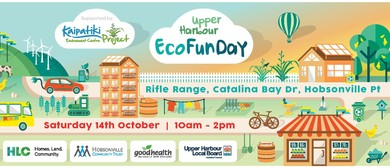 Upper Harbour Eco Fun Day 2017