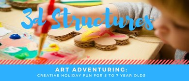 3D Structures - Creative Holiday Fun