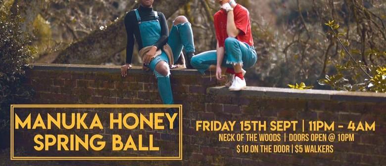 Manuka Honey Spring Ball