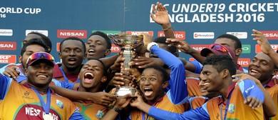 ICC Under19 Cricket World Cup 2018 - Sri Lanka v Afghanistan