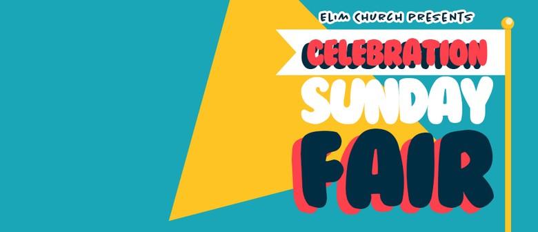 Celebration Sunday Fair