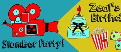 Zeal's 9th Bday Slumber Party